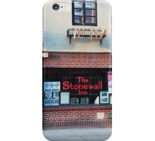 Stonewall Inn. Greenwich Village. iPhone Case/Skin