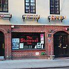 Stonewall Inn. Greenwich Village. by Amanda Vontobel Photography/Random Fandom Stuff