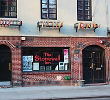 Stonewall Inn. Greenwich Village. by Amanda Vontobel Photography/Random Fandom Stuff