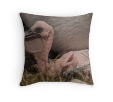 Pretty Baby Throw Pillow