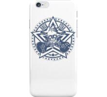 Rock Star Guitars & Skull iPhone Case/Skin