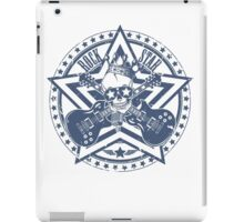 Rock Star Guitars & Skull iPad Case/Skin