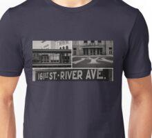 Yankees - Composite Print Unisex T-Shirt