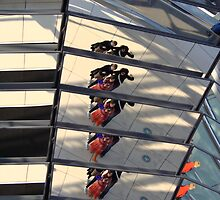 Reichstag reflections by ShotByArlo