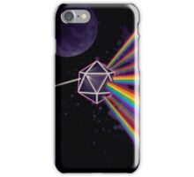 Pink Floyd Dark Side of the Moon Dungeons & Dragons iPhone Case/Skin