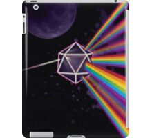 Pink Floyd Dark Side of the Moon Dungeons & Dragons iPad Case/Skin
