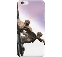 Gertrude and Heathcliff iPhone Case/Skin
