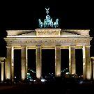Brandenburger Tor (Brandenburg Gate), Berlin, Germany by Daniel Webb