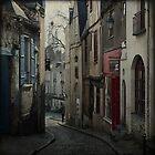 _ vieux quartier _ by Louise LeGresley