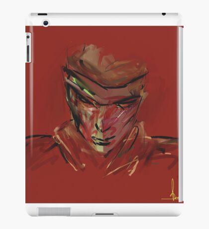 Unknown soldier iPad Case/Skin