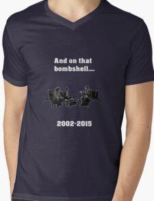 RIP Top Gear Mens V-Neck T-Shirt