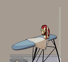 Iron Man by MulloIV