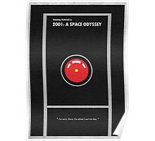 2001 A Space Odyssey Poster