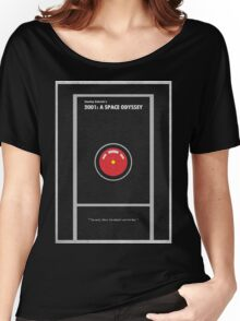 2001 A Space Odyssey Women's Relaxed Fit T-Shirt