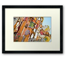 what once was mine Framed Print