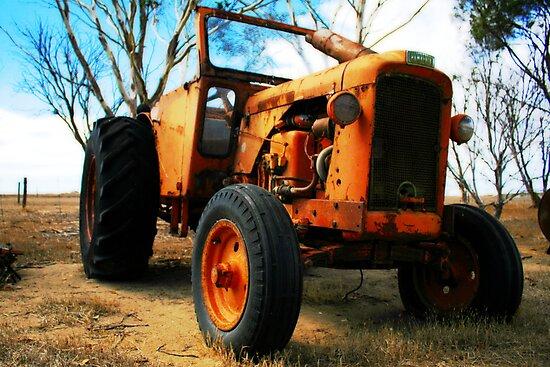 Tractorton by Stephen Mitchell