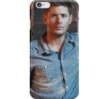 Jensen Ackles iPhone Case/Skin
