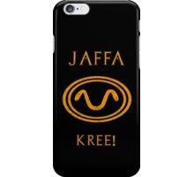 Jaffa warrior symbol snake iPhone Case/Skin