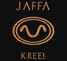 Jaffa warrior symbol snake by Vinchenko