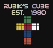 Rubik's Cube Est. 1980 by GlesgaGeek