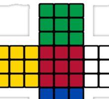 Rubik's Cube Est. 1980 Sticker