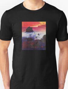 The Rock at Sunset T-Shirt
