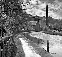 Old Mill by Mal Firth