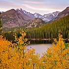 Bear Lake Morning  by Robert Yone