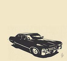 Impala '67 by wncest