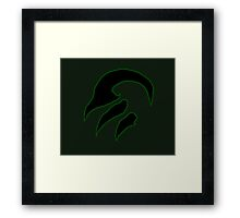 The Temur Frontier Framed Print