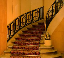 HOTEL PARIS (CARD) by Thomas Barker-Detwiler