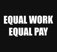 Equal Work Equal Pay by SocialRemark