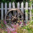Country Garden by LoneAngel