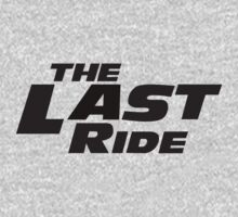 The Last Ride by SeroNoRes