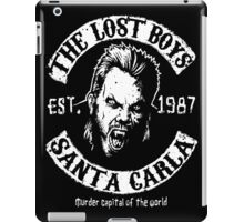 The Lost Boys Motorcycle Club iPad Case/Skin