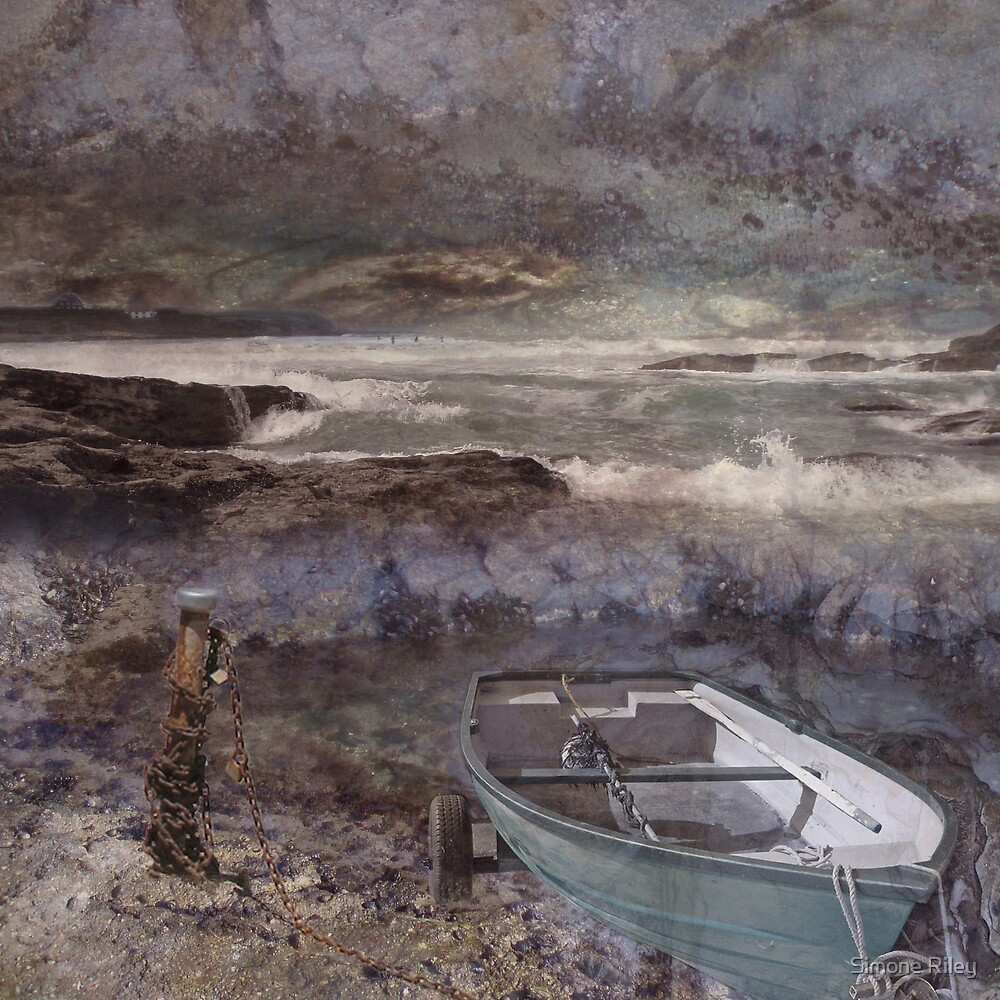 High Tide by Simone Riley