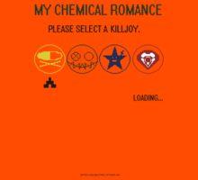 MY CHEMICAL ROMANCE - KILLJOYS by xofebruary