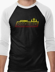 Going Rogue Men's Baseball ¾ T-Shirt