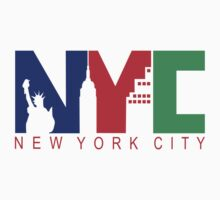 New York City with Color by mccdesign
