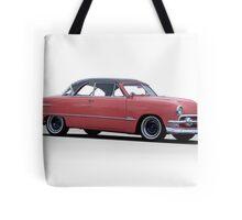 1951 Ford Victoria Tote Bag