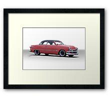 1951 Ford Victoria Framed Print