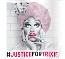 #JUSTICEFORTRIXIE Poster