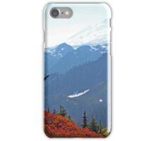 Autumn in the Rockies iPhone Case/Skin