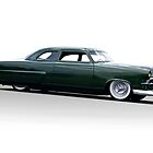1952 Ford Custom Coupe by DaveKoontz