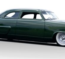 1952 Ford Custom Coupe Sticker