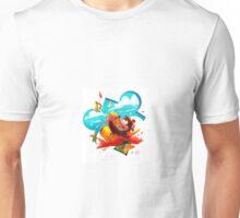 Bear and Bird Unisex T-Shirt