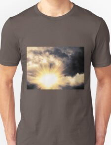 Light through Dramatic Sky T-Shirt