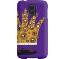 King of What Samsung Galaxy Case/Skin