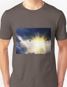 Light through Dramatic Sky 2 T-Shirt