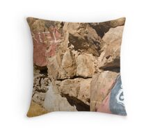 Vandal Love Throw Pillow